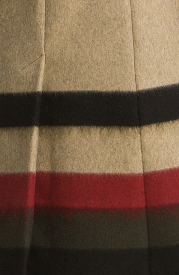 Alternate Image 3  - rag & bone 'Winsor' Stripe Coat with Removable Shearling Collar