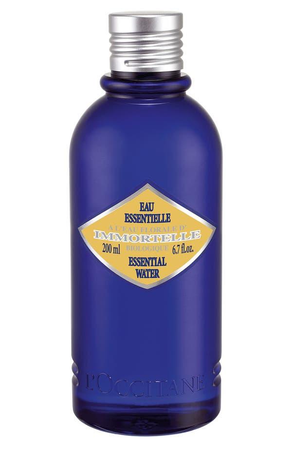 Alternate Image 1 Selected - L'Occitane 'Immortelle' Essential Water