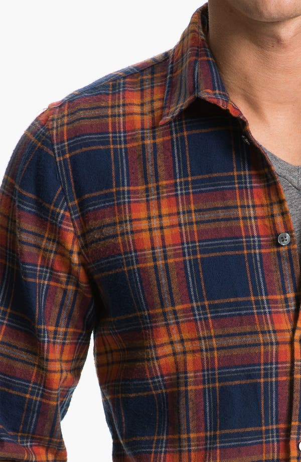 Alternate Image 3  - MARC BY MARC JACOBS 'Mikhail' Cotton Flannel Shirt