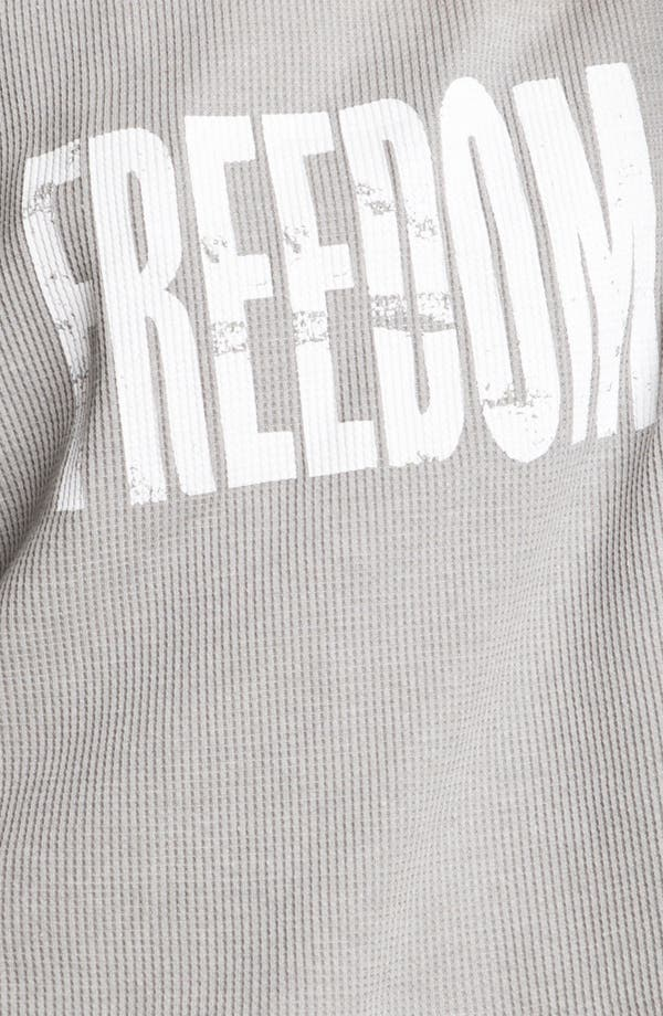 Alternate Image 3  - Free People 'Freedom' Mixed Media Top