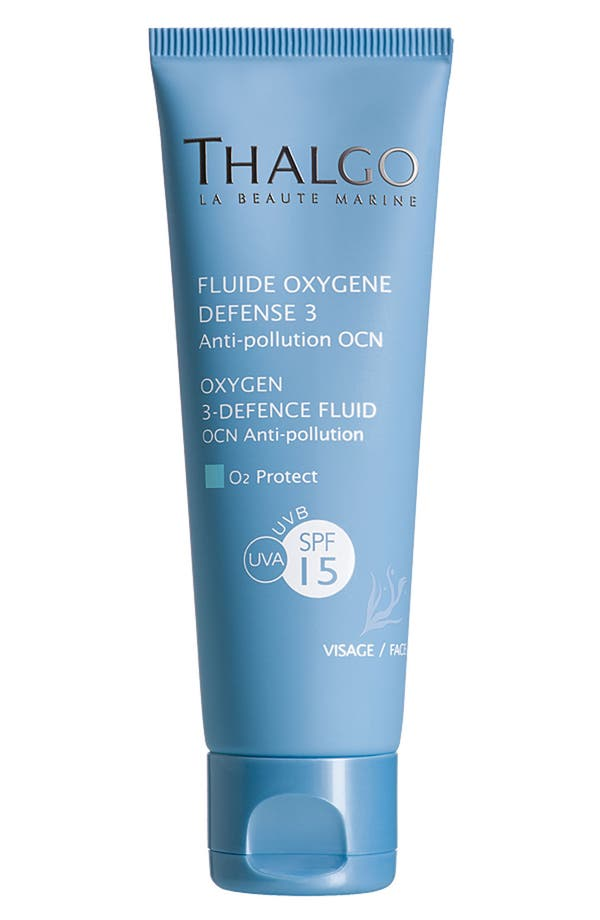 Alternate Image 1 Selected - Thalgo 'Oxygen 3-Defence' Fluid SPF 15