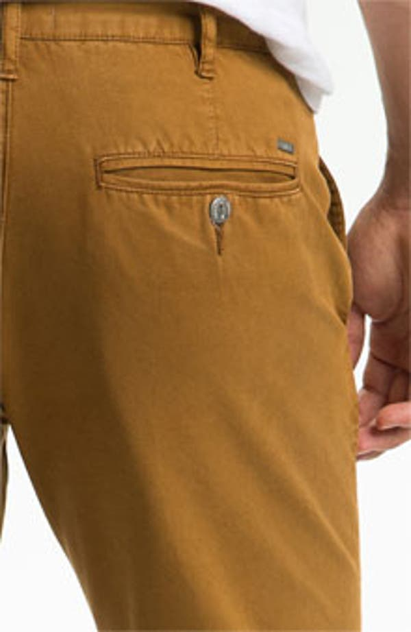 Alternate Image 3  - Obey 'Classique' Slim Straight Leg Chinos