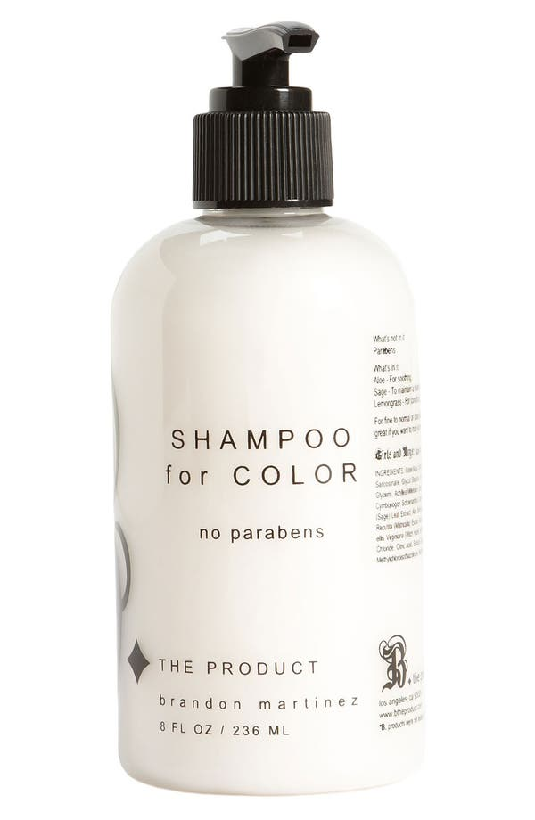 Alternate Image 1 Selected - B. the Product Shampoo for Color