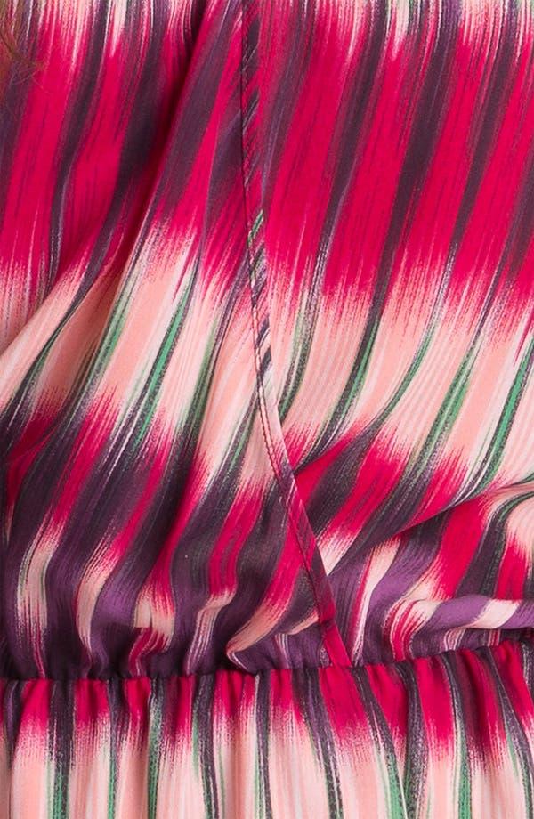 Alternate Image 3  - Parker Faux Wrap Silk Georgette Dress