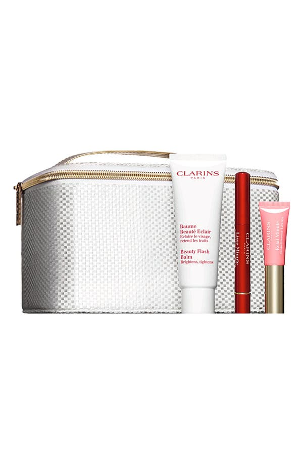 Alternate Image 1 Selected - Clarins 'Radiant Essentials Beauty Flash' Balm Collection ($64 Value)