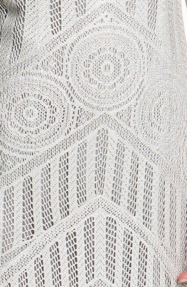Alternate Image 4  - Damianou Multi Strap Crocheted Dress & Jacket
