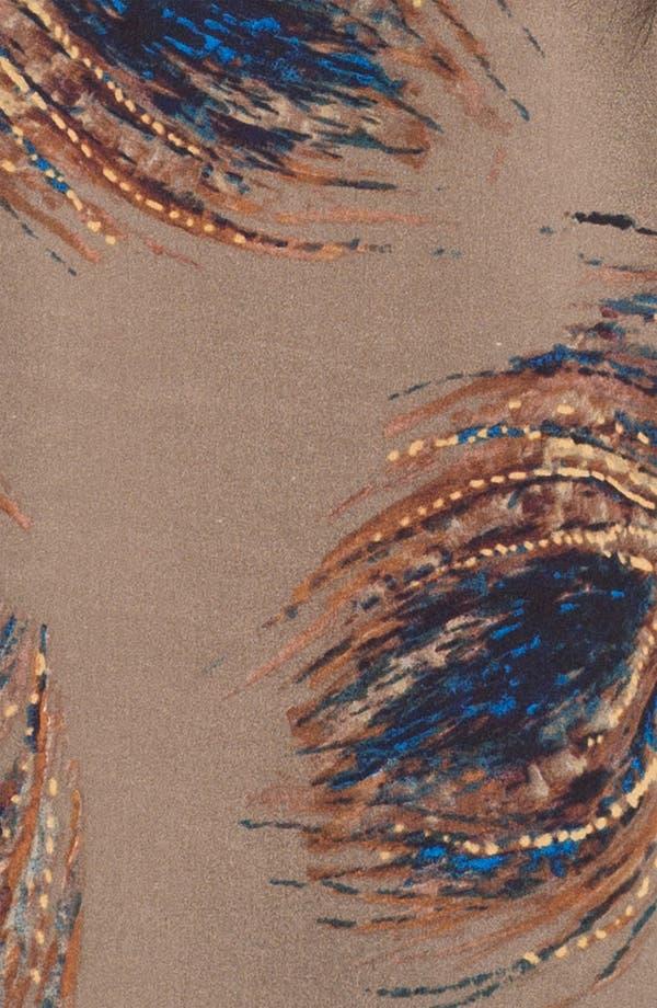 Alternate Image 3  - Kensie 'Streaky Peacock' Blouse (Online Exclusive)