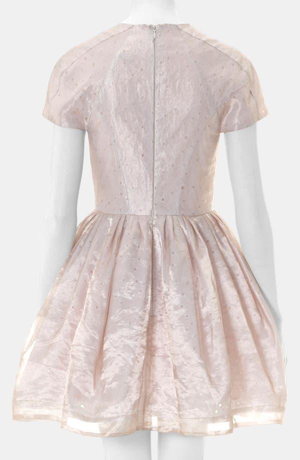 Alternate Image 2  - Topshop Organza Party Dress