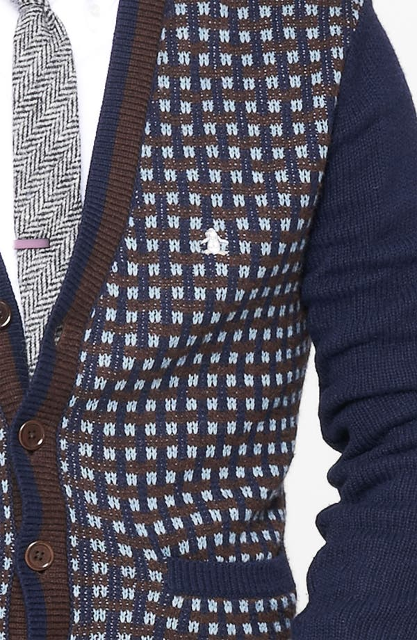 Alternate Image 2  - Original Penguin Cardigan