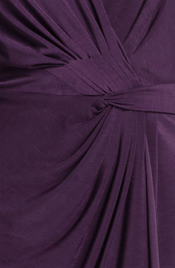 Alternate Image 3  - Alex & Ava Draped Faux Wrap Dress