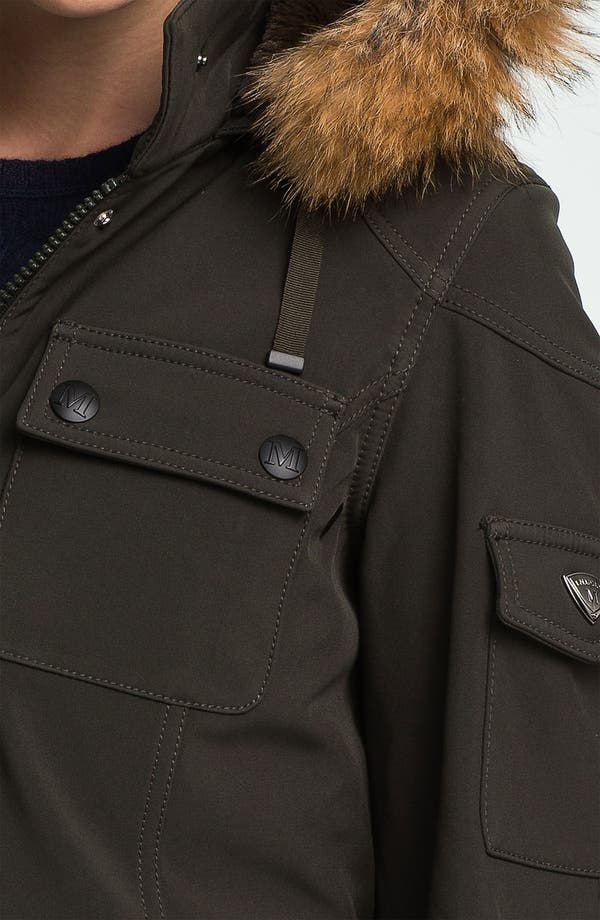 Alternate Image 3  - 1 Madison Cargo Jacket with Detachable Down & Feather Vest