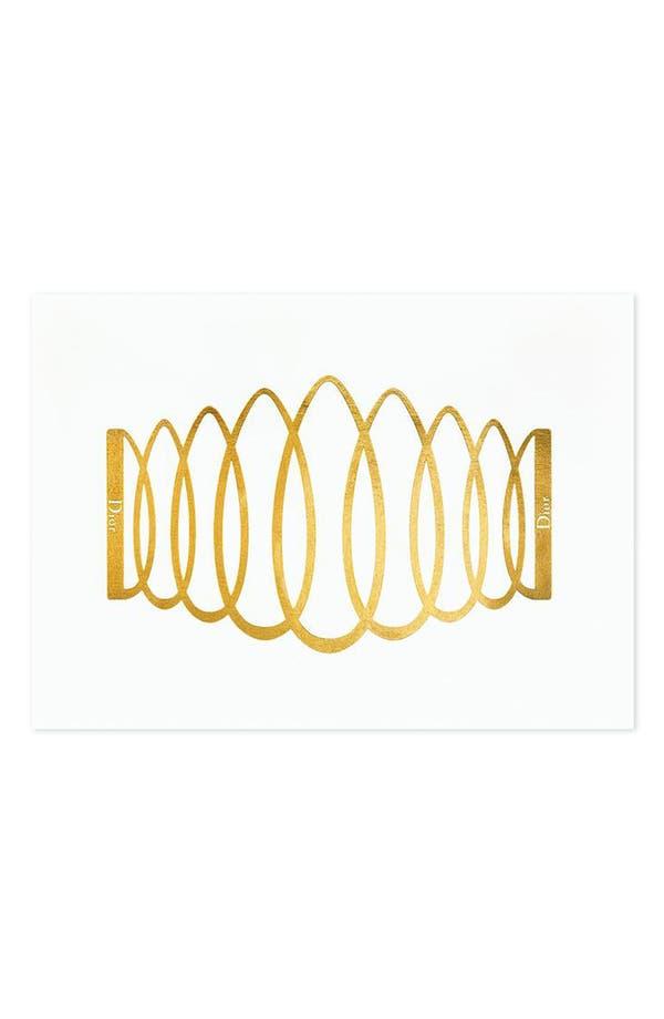 Alternate Image 3  - Dior 'Grand Bal' Golden Tattoos