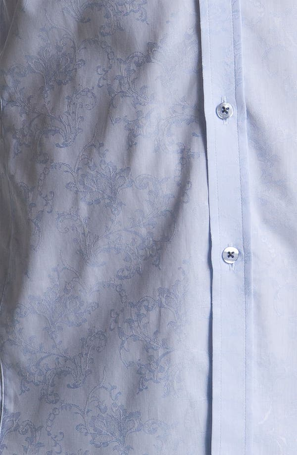 Alternate Image 3  - Stone Rose 'Black Rivet' Woven Shirt