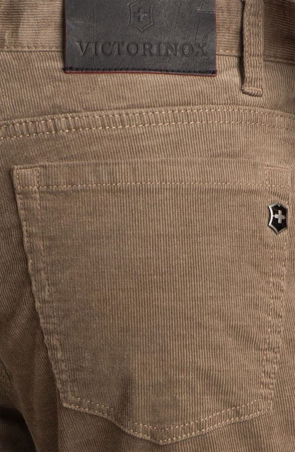 Alternate Image 3  - Victorinox Swiss Army® 'Berne' Corduroy Pants