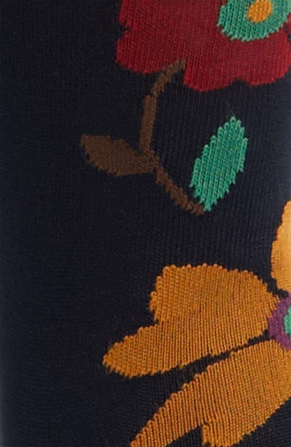 Alternate Image 2  - Duchamp 'Garden Whimsy' Socks