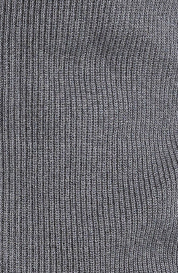 Alternate Image 3  - Salvatore Ferragamo Ribbed Wool Cardigan