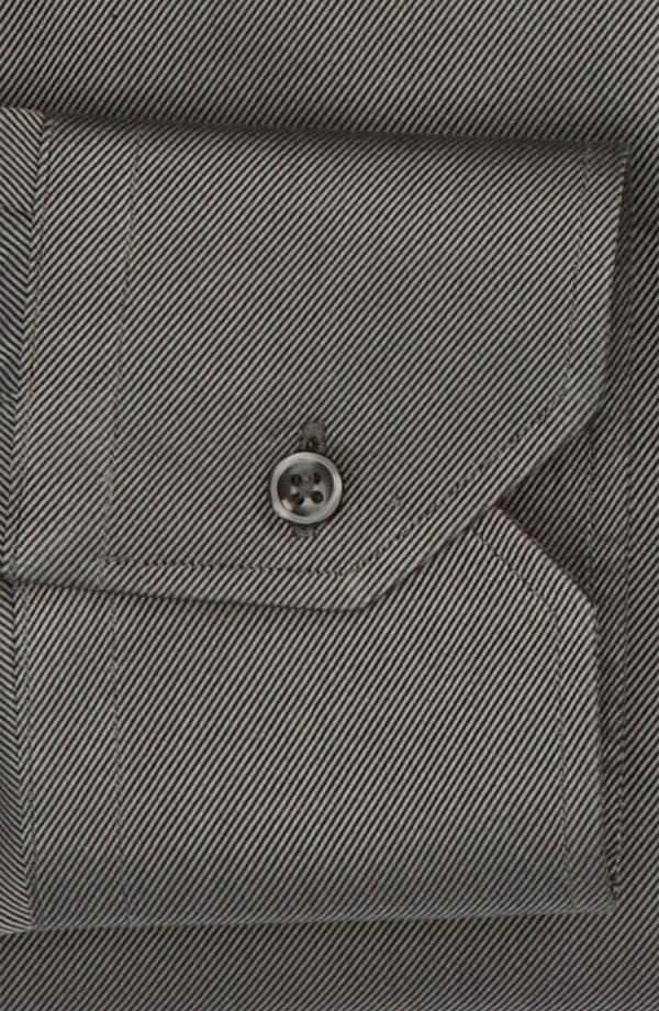 Alternate Image 2  - John W. Nordstrom Traditional Fit Dress Shirt (Online Only)