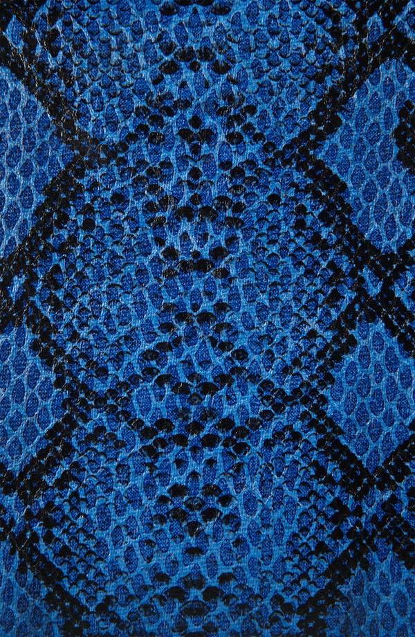 Alternate Image 4  - Topshop Snake Embossed Frame Shoulder Bag
