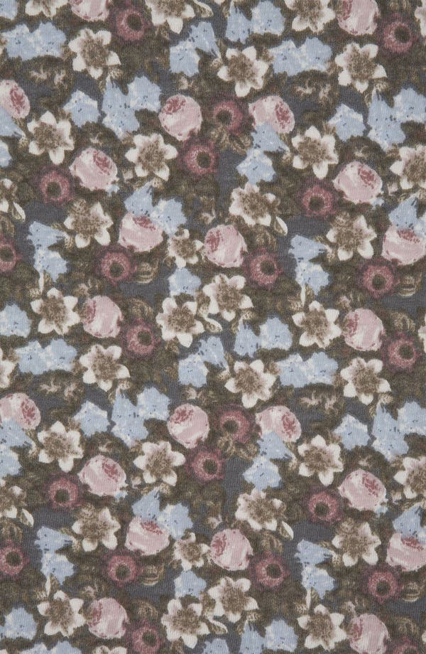 Alternate Image 3  - Topman Ditsy Floral Print Polo