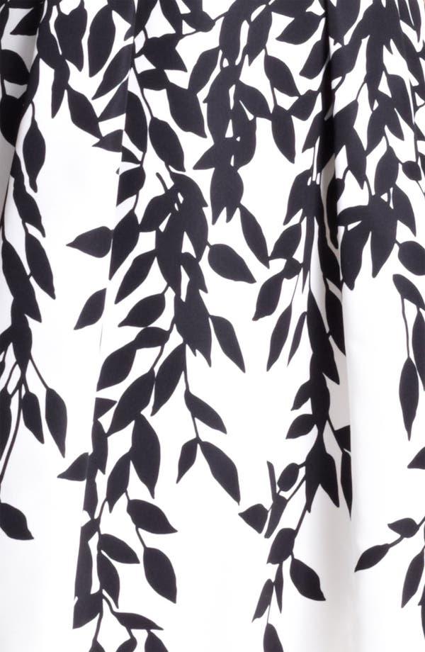 Alternate Image 3  - Blumarine Print Silk Dress