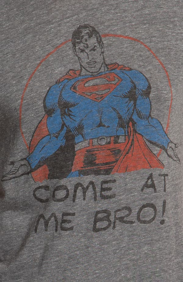 Alternate Image 3  - Junk Food 'Come at Me Bro' T-Shirt