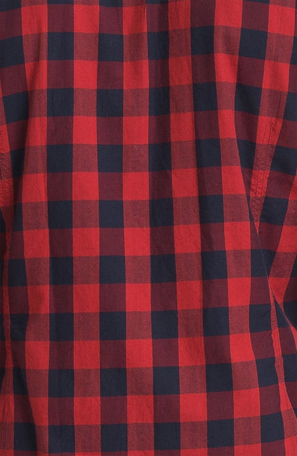 Alternate Image 3  - Vintage Red Check Twill Shirt