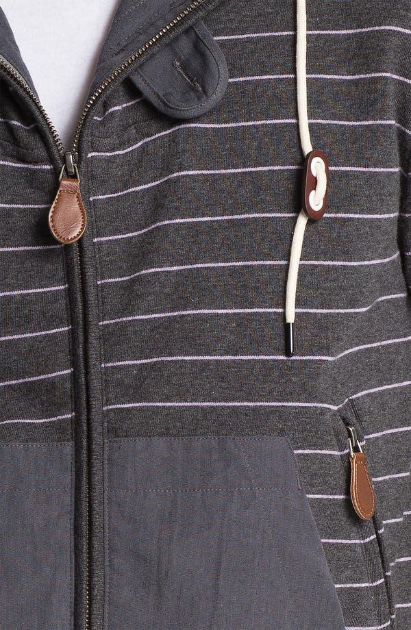 Alternate Image 3  - Marshall Artist Stripe Hoodie
