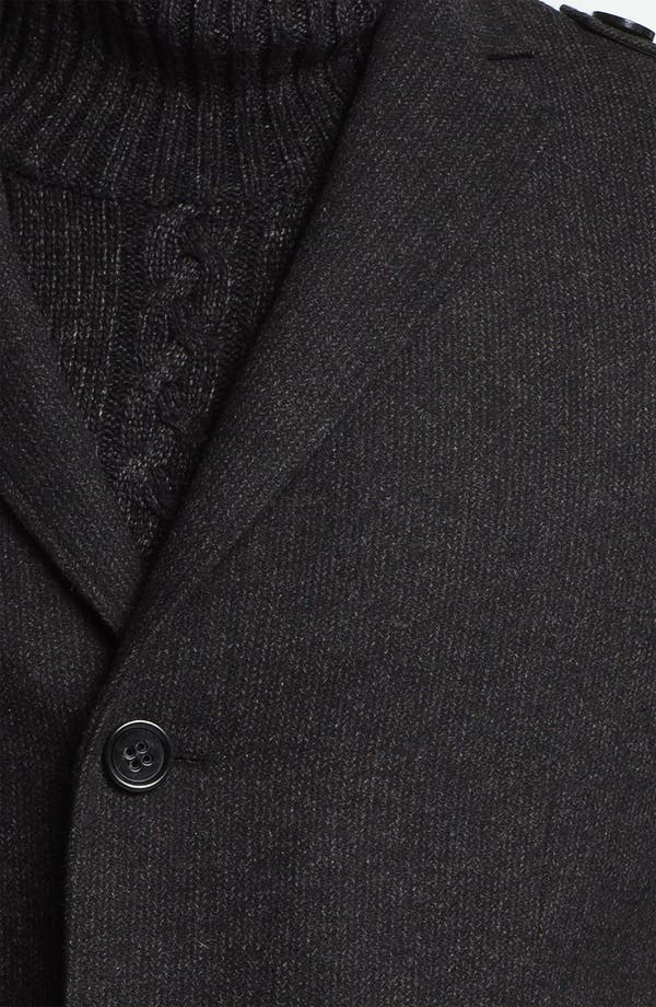 Alternate Image 3  - 7 Diamonds 'Sefton' Wool Coat