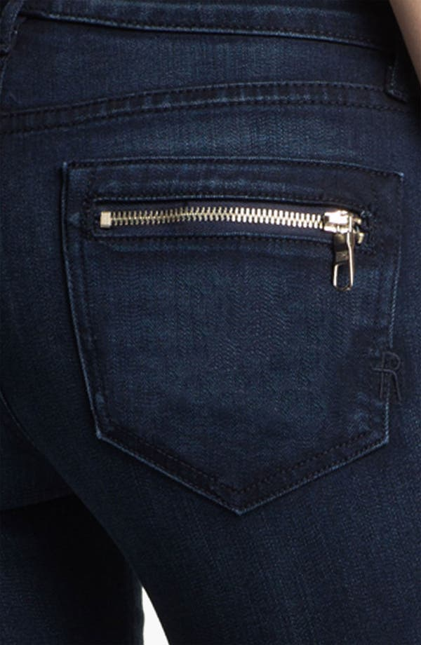 Alternate Image 3  - Rich & Skinny 'Tuxedo' Skinny Jeans (Zeus)