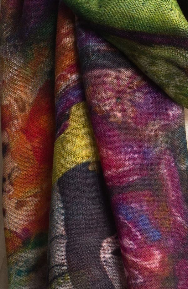 Alternate Image 2  - Shawlux 'Aries' Cashmere & Silk Scarf