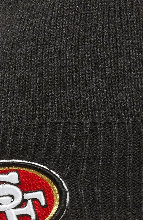 Alternate Image 2  - New Era Cap 'San Francisco 49ers' Thermal Beanie