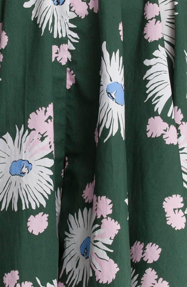 Alternate Image 4  - Marni Floral Print Dress