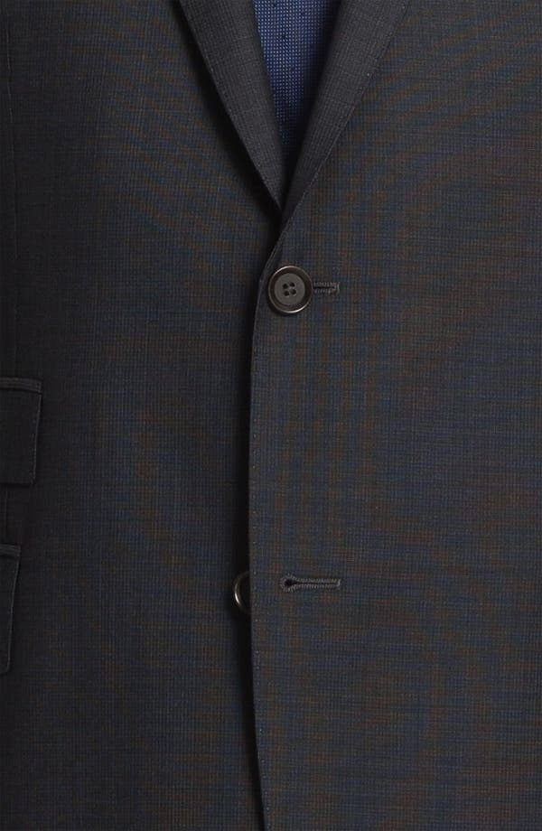 Alternate Image 6  - BOSS Black 'Edison/Power' Wool Suit