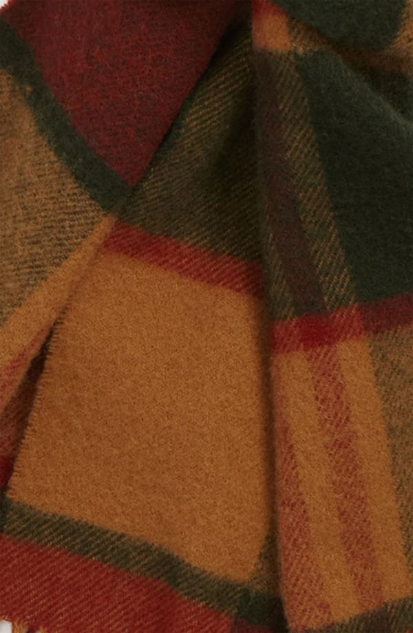 Alternate Image 2  - Brooks Brothers Lambswool Scarf