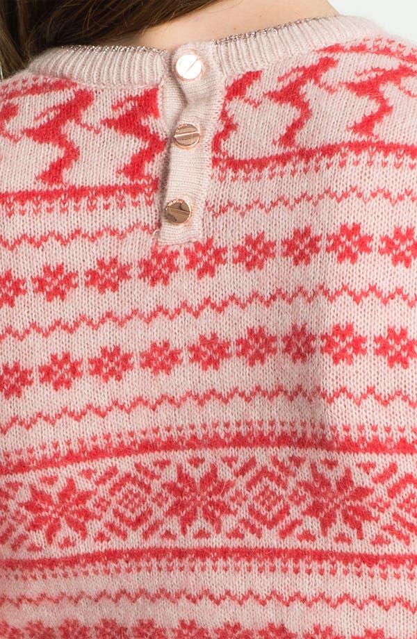 Alternate Image 3  - Ted Baker London 'Dawni' Fair Isle Sweater