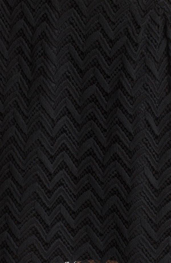 Alternate Image 3  - Nanette Lepore 'Groovy' Knit Shift Dress