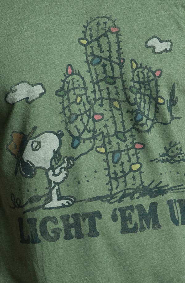 Alternate Image 3  - Junk Food 'Light 'Em Up' T-Shirt