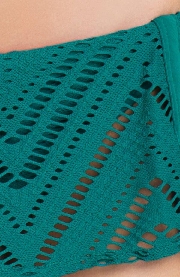 Alternate Image 3  - Robin Piccone Crochet Swim Skirt