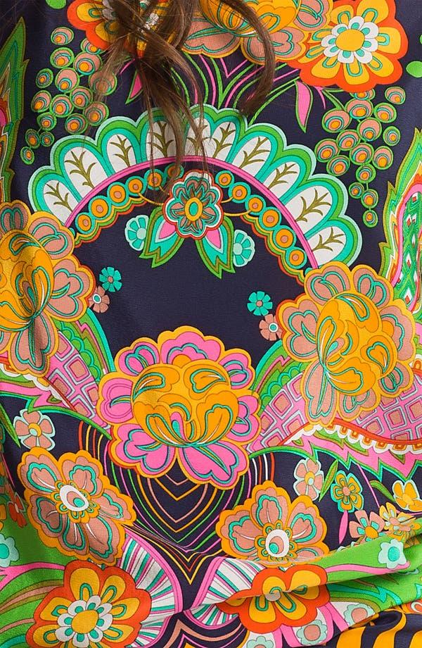 Alternate Image 3  - Nanette Lepore 'Collage' Silk Shell