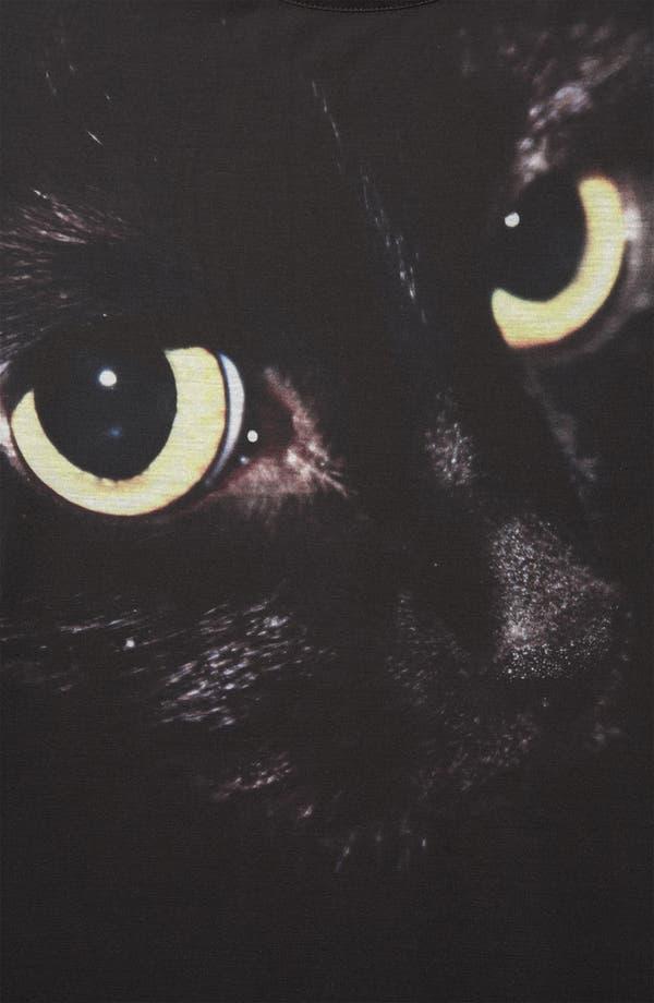 Alternate Image 3  - Topshop 'Gothic Cat' Tee