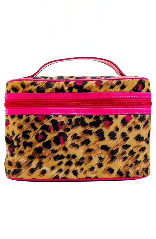 Alternate Image 4  - Tricoastal Design 'Leopard' Cosmetics Bag Set