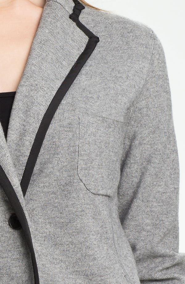 Alternate Image 3  - Vince Camuto 'Milano Stitch' Sweater Jacket