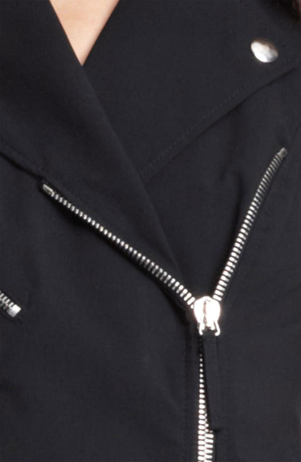 Alternate Image 3  - Jean Paul Gaultier Zip Detail Gabardine Dress