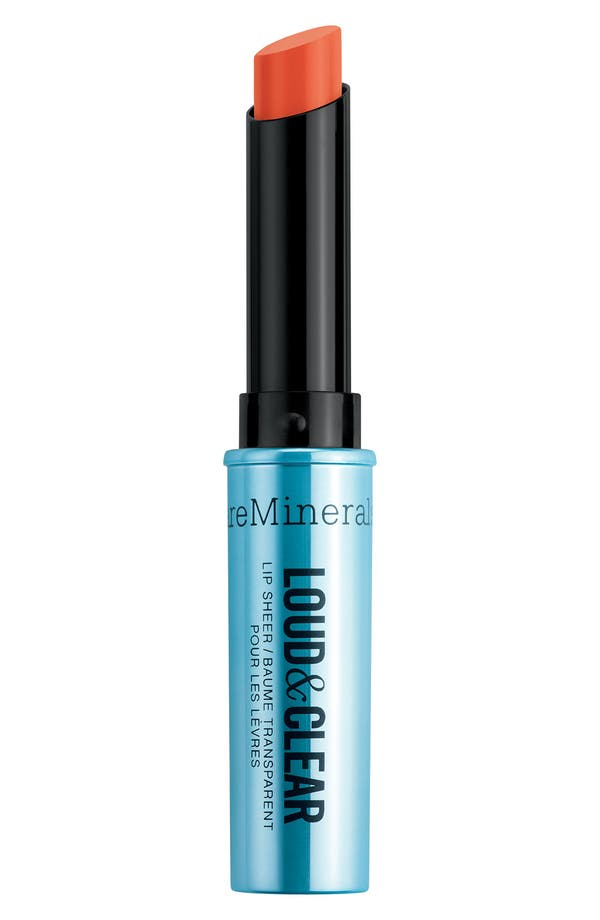 Main Image - bareMinerals® 'Remix Trend Collection - Loud & Clear' Lip Sheer