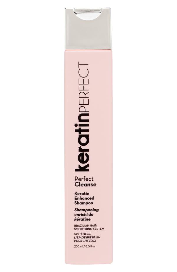 Alternate Image 1 Selected - KeratinPerfect 'PerfectCleanse' Keratin Enhanced Shampoo