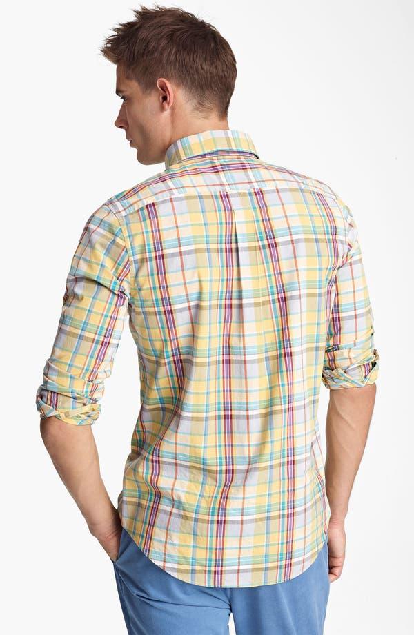 Alternate Image 2  - Jack Spade 'Jasper' Plaid Shirt