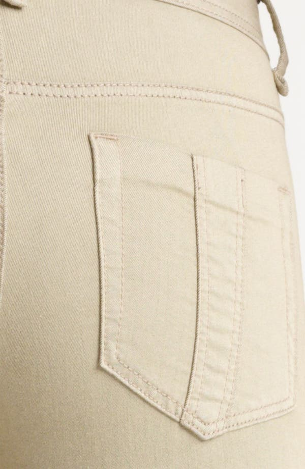 Alternate Image 3  - Burberry Brit 'Pilton' Skinny Leg Jeans