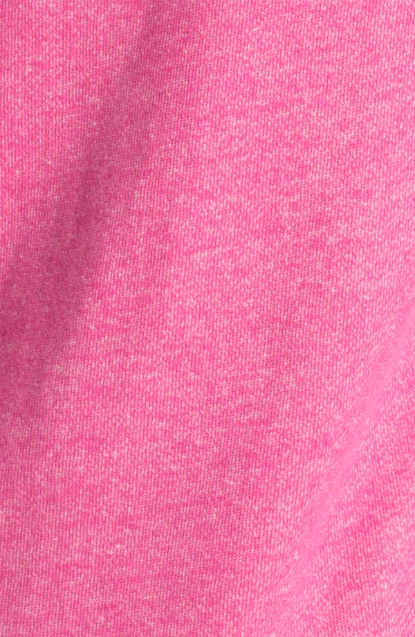 Alternate Image 3  - Caslon® Cotton French Terry Hoodie