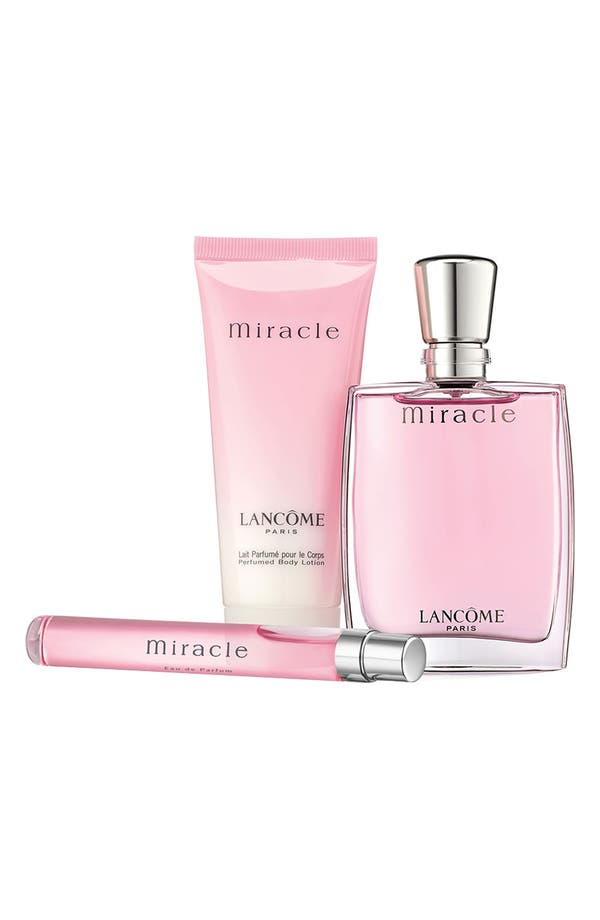 Alternate Image 1 Selected - Lancôme 'Miracle' Hearts Gift Set ($85.50 Value)