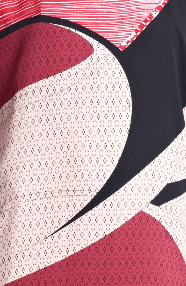 Alternate Image 3  - Emilio Pucci Elisse Print Stretch Silk Dress